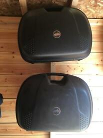 Givi E360n side cases