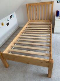 Pleasing Single Bed Dreams Vienna Ottoman With Supreme Memory Foam Ibusinesslaw Wood Chair Design Ideas Ibusinesslaworg