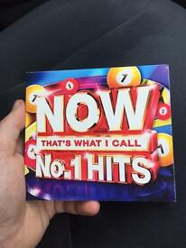 Now That's What I Call No.1 Hits 3CD