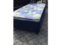 BRAND NEW single bed plus mattress - £100