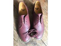 Brand new unused, size 8, burgundy colour - £95 ono