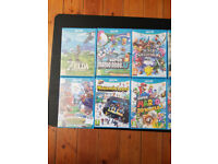 Sealed Wii U games bundle NEW
