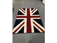 Union Jack rugs