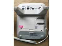 BT BIG BUTTON 200 CORDED HOME / OFFICE PHONE WHITE