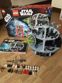 Lego Death Star 10188 used 100% complete