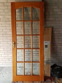 Wooden / Glass Doors