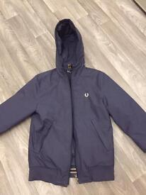 Kids fred perry jacket