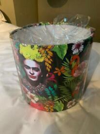 Frida Kahlo Pendant Ceiling Shade