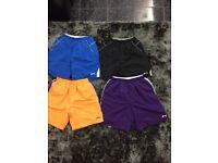 4 Slazenger Shorts
