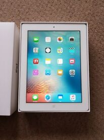 Apple iPad Wi-Fi - 3rd generation - tablet - 16 GB - 9.7 inch - excellent condition with box