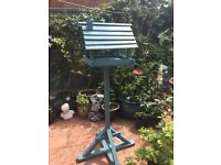 Large wooden bird table brand new.