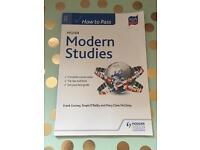 Modern Studies - How to Pass