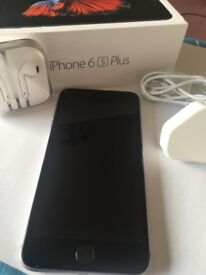 Apple iPhone 6s Plus - 64GB - Space Grey (Unlocked) Smartphone - Good Condition