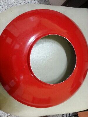 red reflector for coleman 200A lantern, lamp(porcelain enamel) , lanterns ,lamps