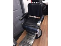 2 barber chair