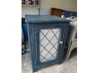 antique/Vintage cupboard painted using Annie Sloan chalk paint