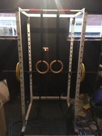 Power/ squat cage
