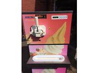 Coldelite EF201BIB commercial ice cream machine