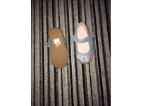 Infant size 4 shoes