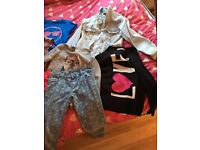 Girls clothes age 9 10