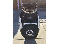 "Titleist Vokey Golf SM5 Saw Logo Limited Edition 9.5"" Top Tour Staff Bag"