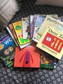 Collection of over 30 children's books - £10