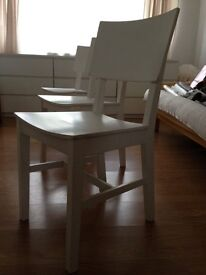 NORVALD DINING CHAIRS BY IKEA