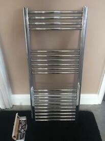 Chrome Towel Rail - 500mm x 1100mm
