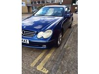 Great Condition - Mercedes Benz CLK 200 Kompressor coupe at reduced price