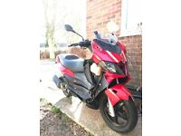 GILERA NEXUS 300 DAMAGED SPARES OR REPAIR