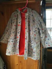 Hello Kitty for Marks and Spencer jacket size 4-5