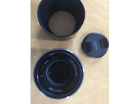 Sony SEL50F18 50mm f1.8 portrait lens for e-mount a6000 a6300 a6500 cameras