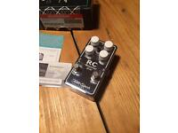 Xotic RC Booster Scott Henderson Overdrive Pedal