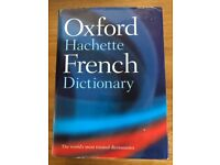 FRENCH and SPANISH Dictionaries (big!)