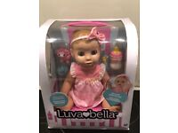 Luvabella Doll, new unopened in box