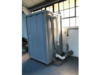 Welfare unit for a building site/ refurbishment/ or just need a contained toilet unit