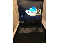 Startech 1U 19 inch Rackmount LCD Server console server rack display