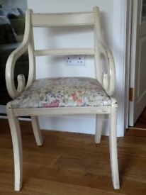 4 Dining Chairs - French Style