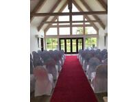 WEDDING CHAIR COVERS & SASHES FOR SALE