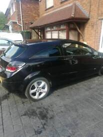Vauxhall astra coupe diesel demage run and drive
