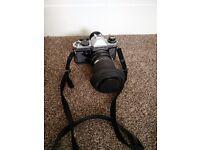 Yashica FX-D 35mm SLR Film Camera