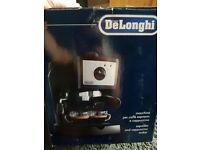 DeLonghi espresso / capuccino coffee maker
