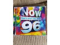 Now 96 latest