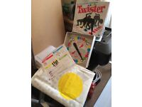 Twister game as new