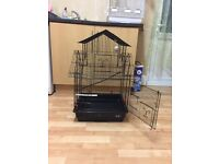 Good size bird cage
