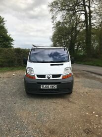 RENAULT TRAFIC FOR SALE! BARGAIN!