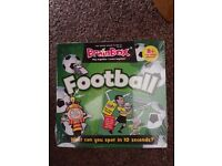 Brainbox Football Challenge Game