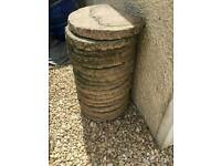 Paving stones free to a good home