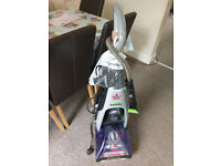 £50 Bissell Carpet Cleaner Fully Working