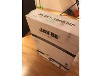 Jay-be Folding Single Bed - Brand New